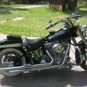 1988 Harley-Davidson FLST 1340 Heritage Softail (reduced effect)