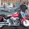 2008 Harley-Davidson FLSTF Fat Boy Firefighter