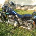 1988 Harley-Davidson FXRS 1340 SP Low Rider Special Edition (reduced effect)