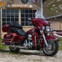 1992 Harley-Davidson Tour Glide Ultra Classic (reduced effect)