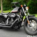 2010 Harley-Davidson XL 1200X Sportster Forty-Eight