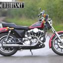 1988 Harley-Davidson XLH Sportster 1200 (reduced effect)