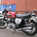 1992 Honda CB750 (reduced effect)