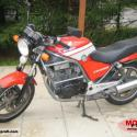 1984 Honda CBX550F (reduced effect)