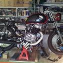 Honda CD200 Twin Benly