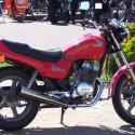1986 Honda CM200T (reduced effect)