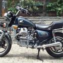 Honda CX500 (reduced effect)