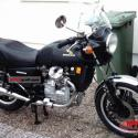 1983 Honda CX500E (reduced effect)
