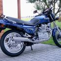 Honda CX500E (reduced effect)