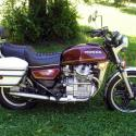 Honda GL650 (reduced effect)