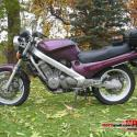1990 Honda NTV650 Revere (reduced effect)