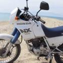 2000 Honda NX125 Trans City