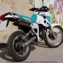 Honda NX250 (reduced effect)