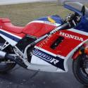 1986 Honda VF1000R (reduced effect)