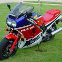 Honda VF1000R (reduced effect)