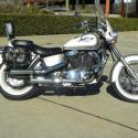 Honda VT1100 ACE Shadow