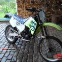 1991 Husqvarna 610 TE (reduced effect)