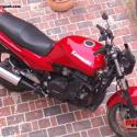 1986 Kawasaki GPZ1100 (reduced effect)