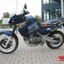 1992 Kawasaki KLE500 (reduced effect)