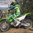 Kawasaki KLX110L Off-Road