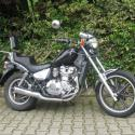 Kawasaki Z450 LTD (reduced effect)