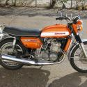 Kawasaki Z750 GT (reduced effect)