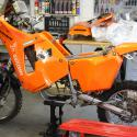 KTM 660 LC4 Rally Factory Replica