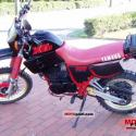 1987 KTM Enduro 600 LC 4 (reduced effect)