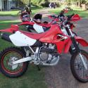 1989 KTM Enduro 600 LC 4 (reduced effect)