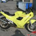 1992 Suzuki GSX 600 F (reduced effect)
