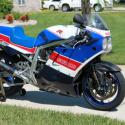 Suzuki GSX-R 750 R (reduced effect)