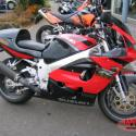 Suzuki GSX-R 750 (reduced effect)