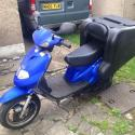 TGB Delivery (125 cc)
