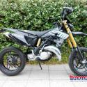 TM Racing SMM 125 Black Dream