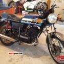 Yamaha RD 250 (reduced effect)