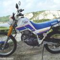 2002 Yamaha Serow 225 WE