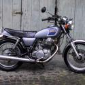 1980 Yamaha SR 500 G (cast wheels)