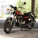 1981 Yamaha SR 500 G (cast wheels)