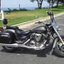 2012 Yamaha V Star 1300 Tourer