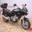 1989 Yamaha XJ 600 (reduced effect)
