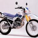 Yamaha XT 225 Serow