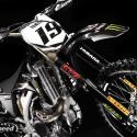 Yamaha YZ 450 F Team Replica