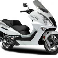 CF Moto 250 Freedom Scooter