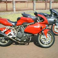 Ducati Supersport 1000 DS Half-fairing