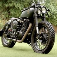 Enfield 500 Classic Outfit