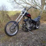 Harley-Davidson 1340 Springer Softail (reduced effect)