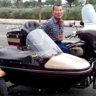 Harley-Davidson FLHC 1340 EIectra Glide Classic (with sidecar)