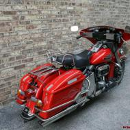 Harley-Davidson FLHTC 1340 (with sidecar) (reduced effect)