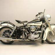 Harley-Davidson FLTC 1340 (with sidecar) (reduced effect)
