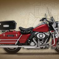 Harley-Davidson Road King Fire - Rescue